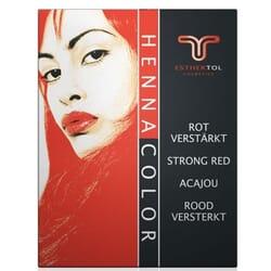 Henna Rot Verstärkt