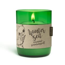 Aromakerze Winterzeit