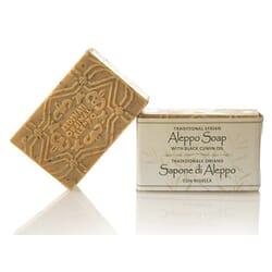 Aleppo Seife mit Schwarzkümmel