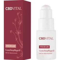CBD-Vital Gesichtspflegeöl...