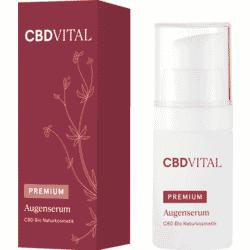 CBD-Vital Augencreme Premium
